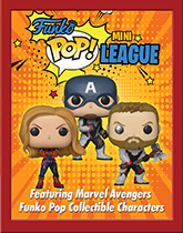 Funko Pop League